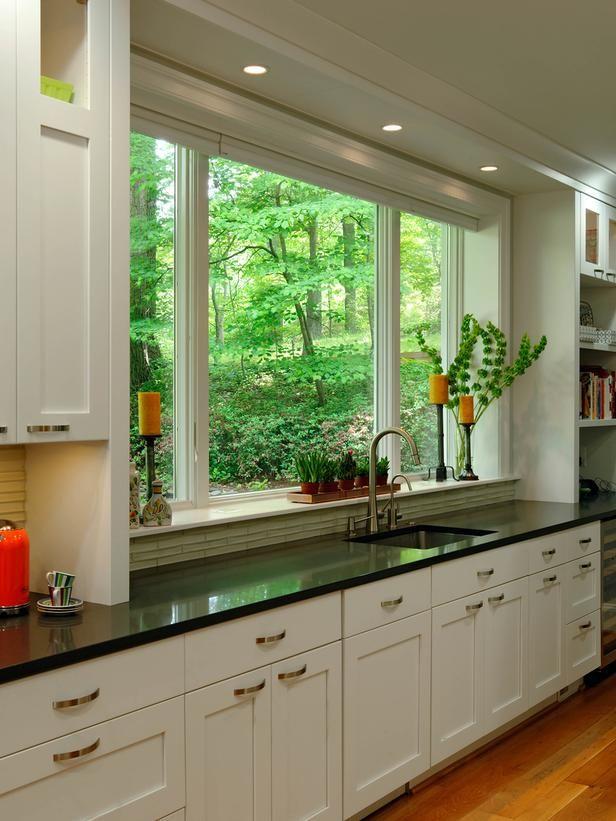 Types Of Kitchen Windows - Kitchen Design Ideas